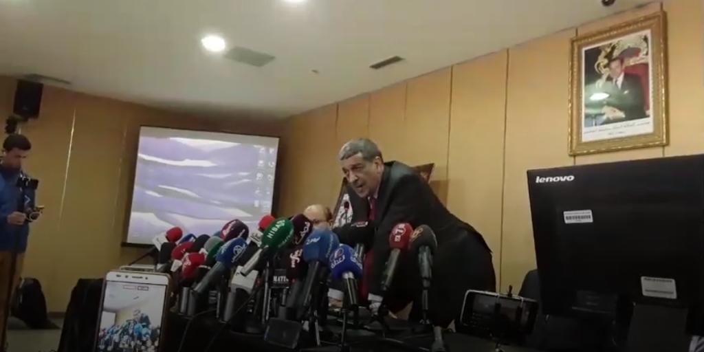 نتيجة بحث الصور عن الصحفية«عفاف برناني»